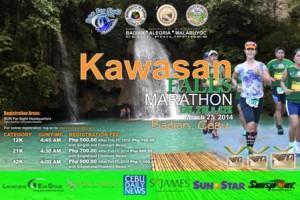 Kawasan Falls Marathon 2014