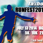 Runfest 2014 Happening on July 13