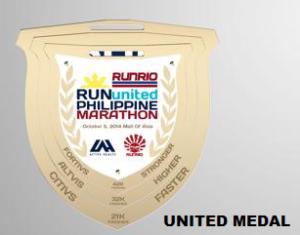 United Medal 2014
