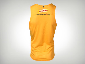 Energen Healthy Run Singlet Back