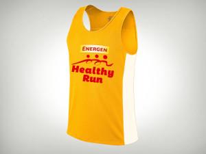 Energen Healthy Run Singlet Front