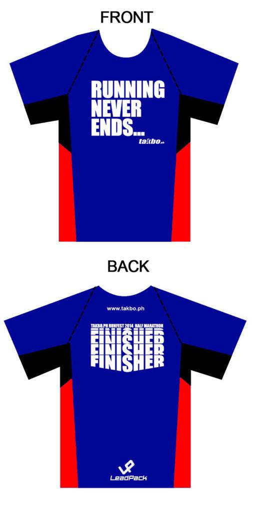 Runfest 2014 Shirt Design R4