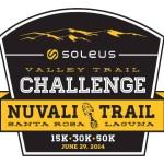 Soleus Valley Trail Challenge Run 2014