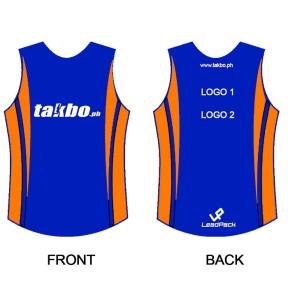 Takbo.ph RunFest 2014 Singlet