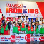 Alaska IronKids Philippines Triathlon 2014 - Marikina
