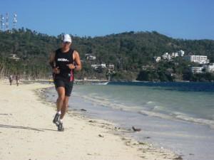 Beach Running Tips