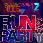Color Nite Run Cebu 2014