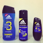 adidas Body Care - Sport Energy Samples
