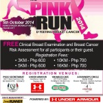 The Pink Run 2014
