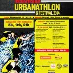 Mens Health Urbanathlon 2014