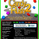 Candy Rush 2 2014 Race Results