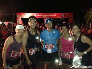 Angkor Wat Marathon 2014 - Starting Line 2
