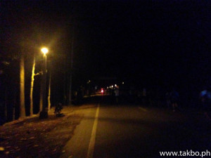 Angkor Wat Marathon 2014 Route 2