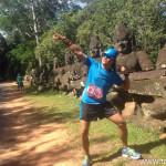 Angkor Wat Marathon 2014 - Temple