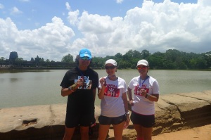 Angkor Wat Marathon - Medals