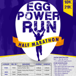 Egg Power Run Half Marathon 2015