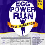 Egg Power Run Half Marathon 2015