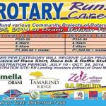 Rotary Run Rotary Cares 2014