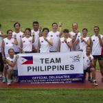 Team Philippines - AMAC2014