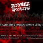 Zombie Apocalypse A Run for Survival 2014