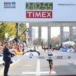 Dennis Kimetto - Berlin Marathon 2014