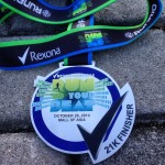 Rexona Run 2014 Race Results