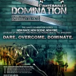 Sante Domination 2015 Event Poster