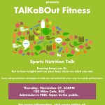 TAlKaBOut Fitness 2014