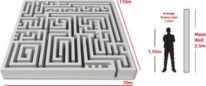 The Maze Challenge Asia 2014 Maze Design