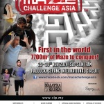 The Maze Challenge Asia 2014