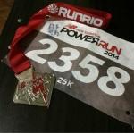 new balance power run 2014 results