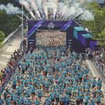The Nike Women's Race Manila