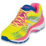 Asics Gel Nimbus 17:  Serious Weight Reduction and Luxurious Features