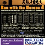 Run with the Heroes Pampanga 2015