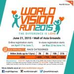 World Vision Run 2015