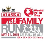 Alaska Family Run 2015
