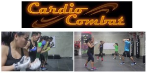 Cardio Combat Workout in Striking MNL