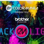 Color Manila BlackLight Run 2015