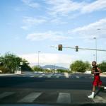 Floyd Mayweather Jr Running