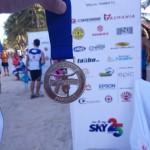 Skyathon 2015 Finisher Medal