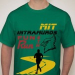 6th Intramuros Run Shirt Design