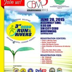 Cebu Run for the Rivers 2015