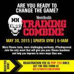 MH Training Combine 2015