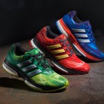 adidas Marvel Avengers running shoes