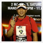 Franc Ramon Energizer Night Run Singapore 2015