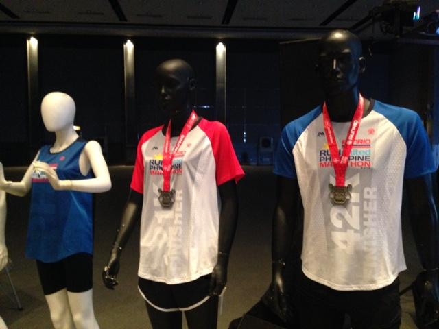 Run United Philippine Marathon 2015 Shirts