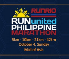 Run United Philippine Martahon 2015 Poster