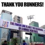 Takbo.ph Runfest 2015 Thank you Runners