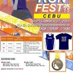 Runfest 2015 Cebu 5/10/21K (Cebu)