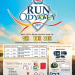 CDO @ 40 Run for Odyssey 2015 5/10/21K (BGC)